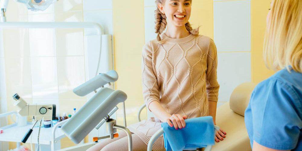 Primeira consulta com o ginecologista